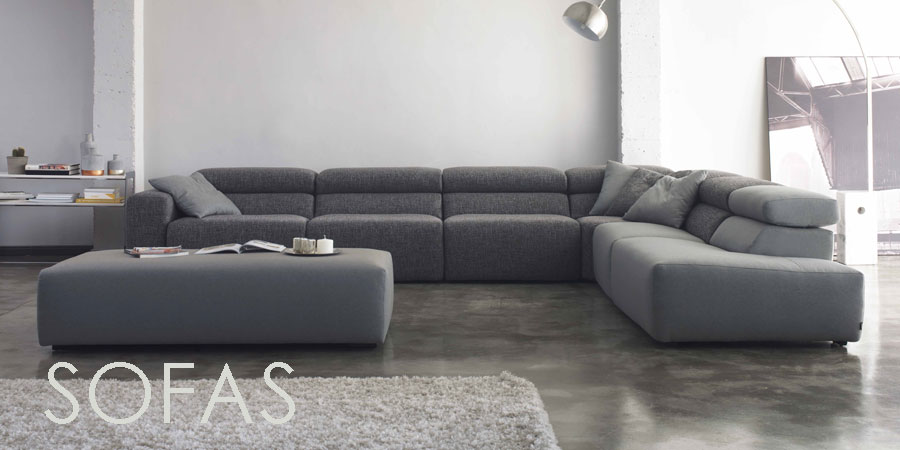 Contemporary, modern furniture and designer sofas London