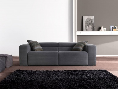 Binari electric recliner sofa