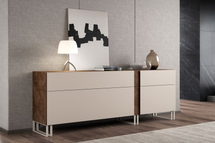 Carey sideboard walnut