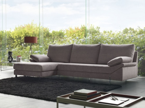 Isabel sofa with chaise - Chaise isabelle sentou ...