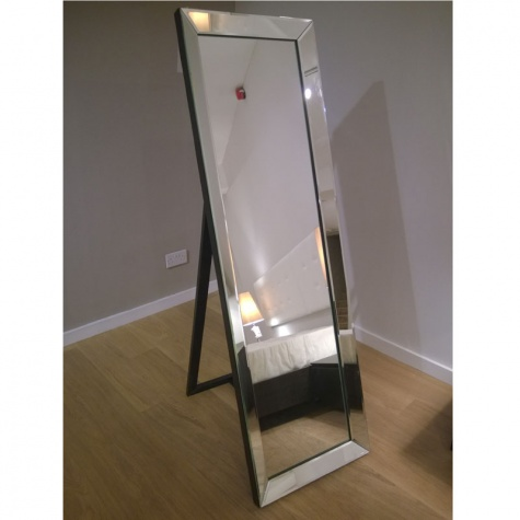 Luna cheval mirror display