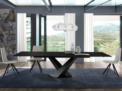 Victoria dekton dining table