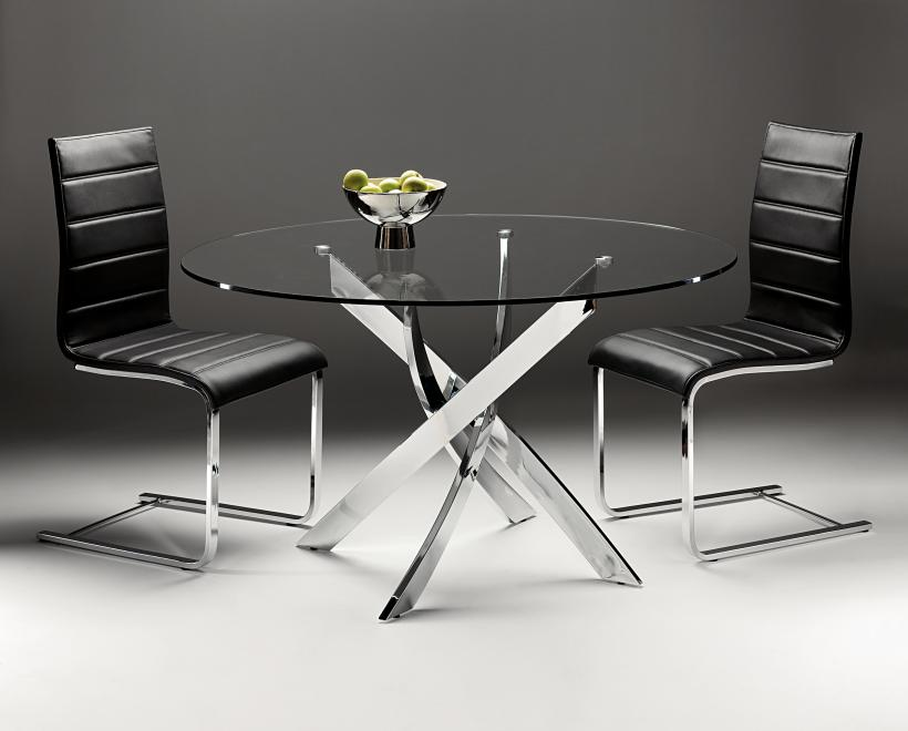 Master glass round dining table : MASTERROUNDDTF2133 from www.cadira.co.uk size 820 x 660 jpeg 41kB