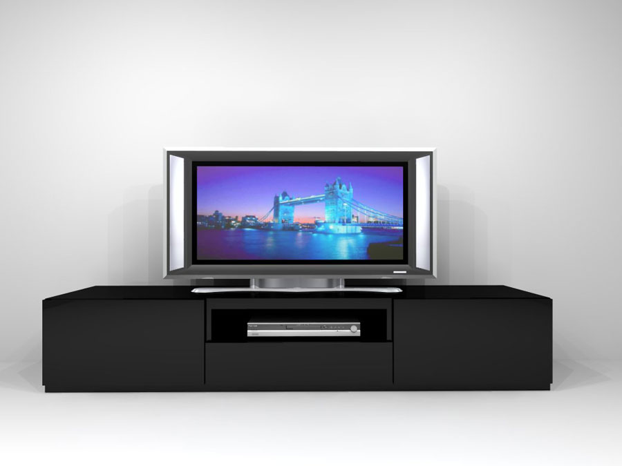 Tvstands Joy Studio Design Gallery Best Design : ONTVStand04BlackA from www.joystudiodesign.com size 900 x 675 jpeg 37kB