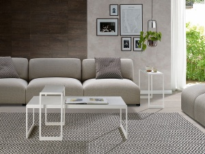Aura ceramic coffee table