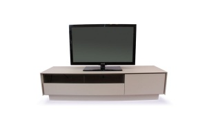 Book safari glass TV stand 01