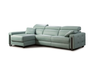 Balmoral sofa with chaise