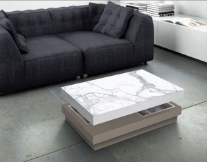 Celia ceramic coffee table