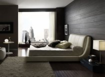 Dubai upholstered bed
