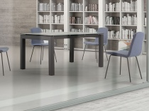 Florence ceramic ext. dining table
