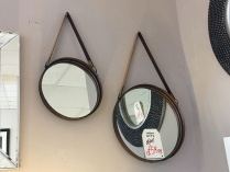 Marston round mirror set of 2 display