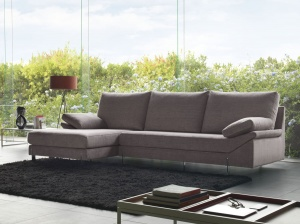 Isabel sofa with chaise