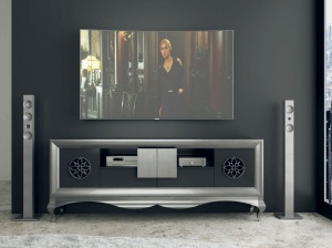 Luxe TV cabinet 11 - 227cm
