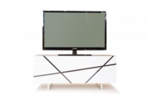 NAT Diagonal TV stand 120cm