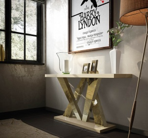 Luxe console table 032