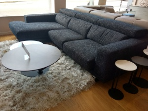 Ex Display Ronda sofa with chaise