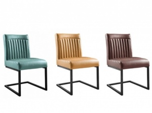 Silvia multicolour dining chair set of 6