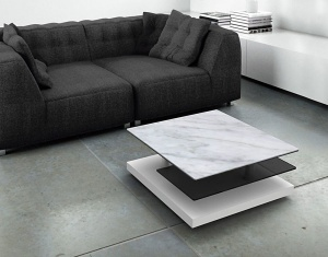 Sophia ceramic coffee table