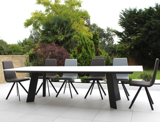 New Play XL Dekton dining table