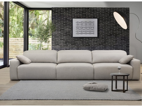 Melanie extra large 3 seater sofa