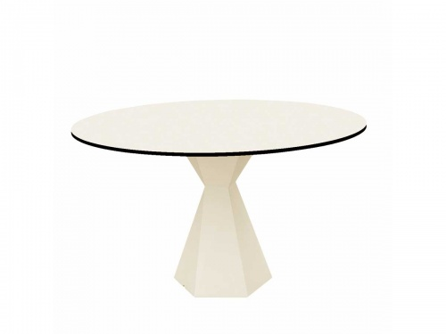 Vertex Round Outdoor Table