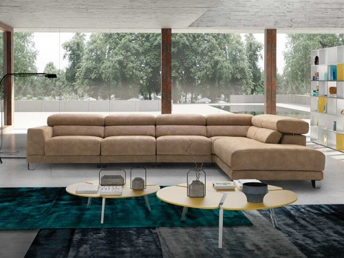 Vigo sofa and chaise