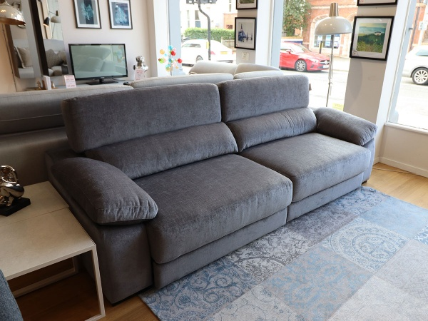 Jimena Sofa Grey