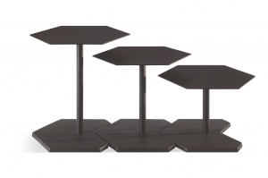 Ritz Set of 3 Side Tables