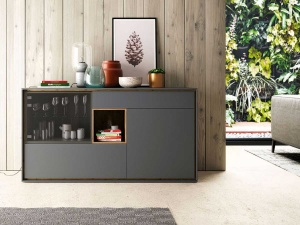Book sideboard A04