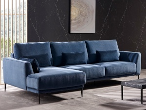 Adagio sofa with chaise