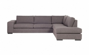 Charles open ended corner sofa
