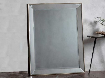 Baskin medium mirror display